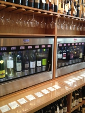 Automatic Wine Tasting Cabinet
