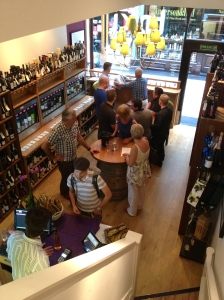 Loki Wines, Wine Merchant and Tasting House Birmingham